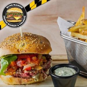 Burger maison, by La Bricole .. Le Resto qui va changer vos plans à Tours et Chambray les Tours